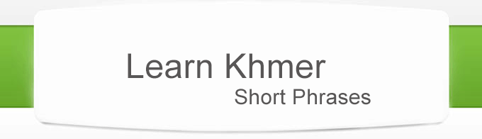 learn khmer