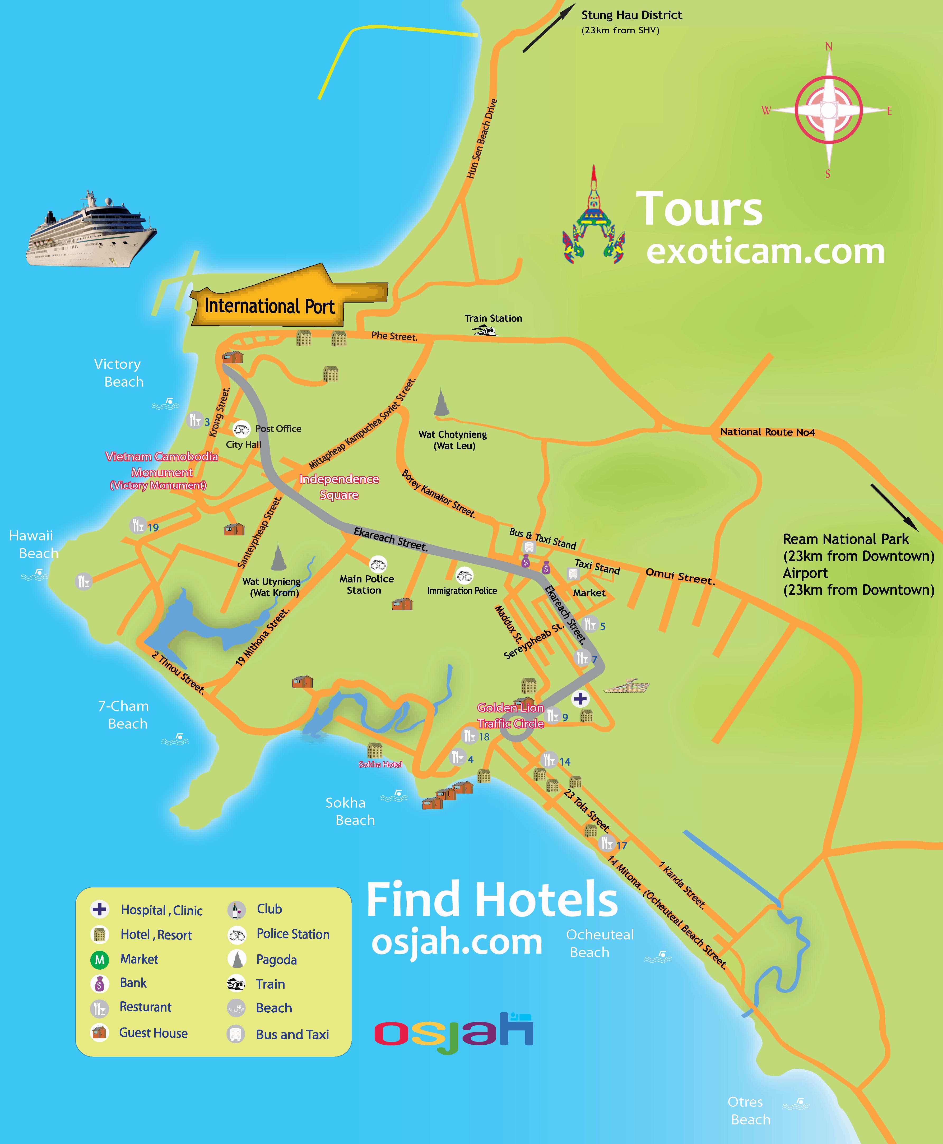 sihanoukville-map