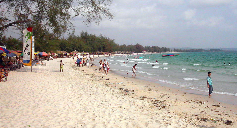 ochheatul beach