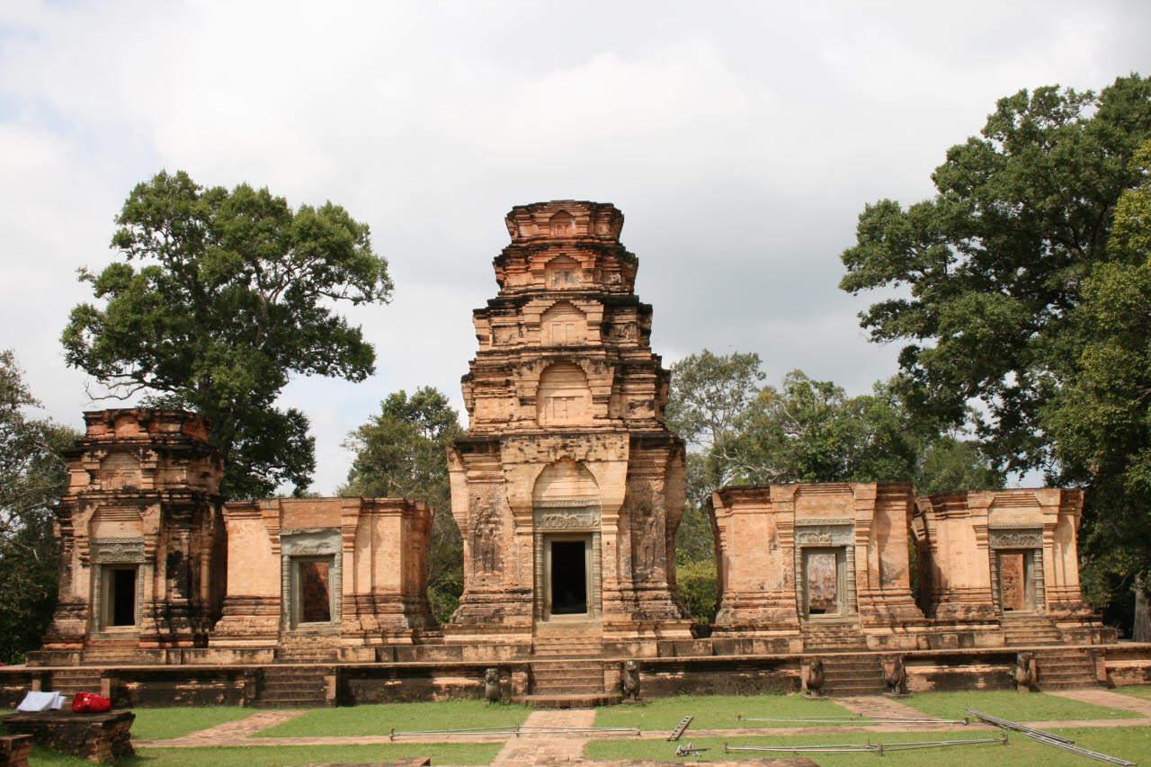 Prasat-Kravan-Temple