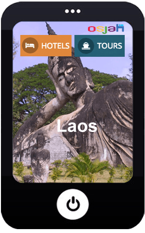 Osjah Destinations Laos