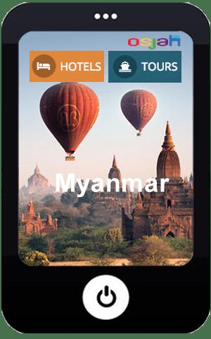 Osjah Destination Myanmar