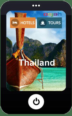 Osjah Destinations Thailand