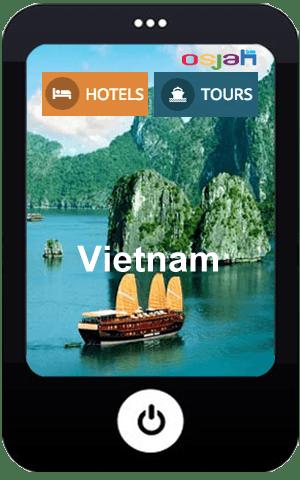 Osjah Destinations Vietnam