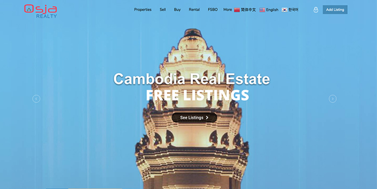Cambodia Real Estate – Osja Realty