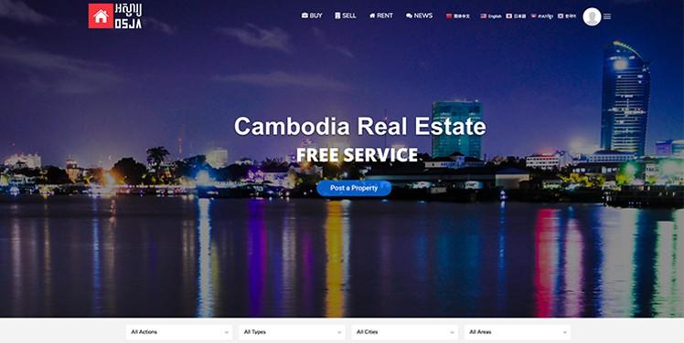Cambodia Real Estate – Osja Realty